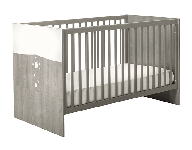 Cot bed 70x140 cm ga a by galipette for Table 70x140