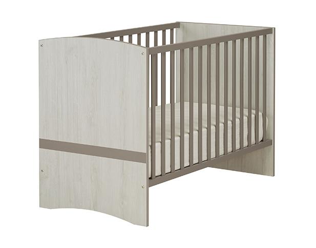 lit pour b b barreaux 0 3 ans l onie de galipette. Black Bedroom Furniture Sets. Home Design Ideas