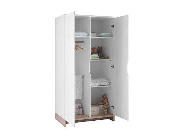 armoire modulable pour b b lilo de galipette. Black Bedroom Furniture Sets. Home Design Ideas