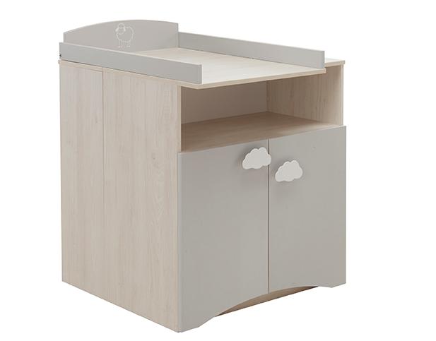 langer b b avec la table gabin gabin de galipette. Black Bedroom Furniture Sets. Home Design Ideas